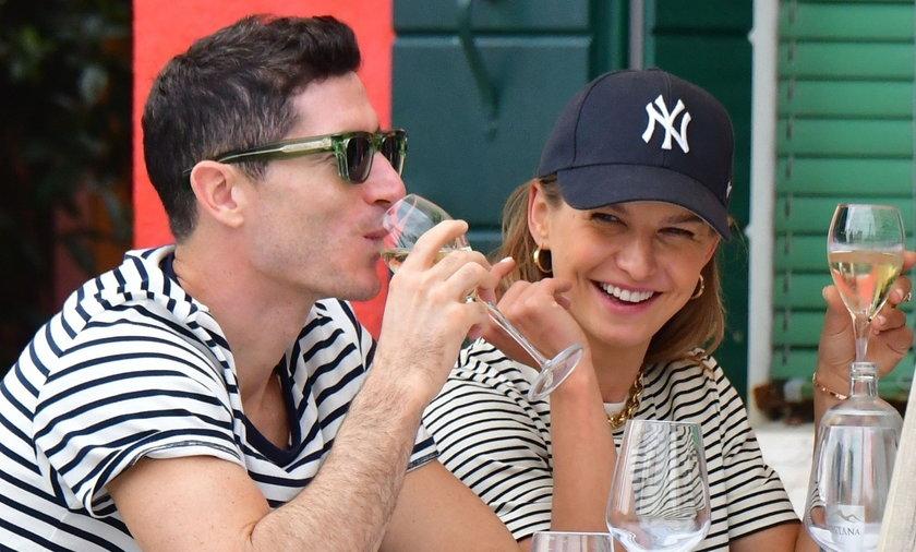 Humory dopisywały Ani i Robertowi w Wenecji.
