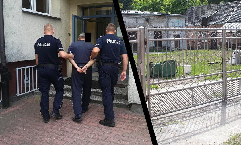 Zbigniew P. został zatrzymany