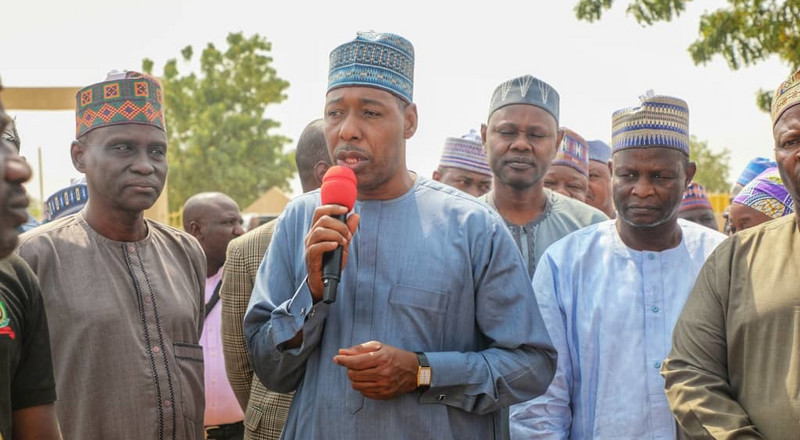 Gov Zulum begs Buhari to invite Chadian army to join the fight against Boko Haram