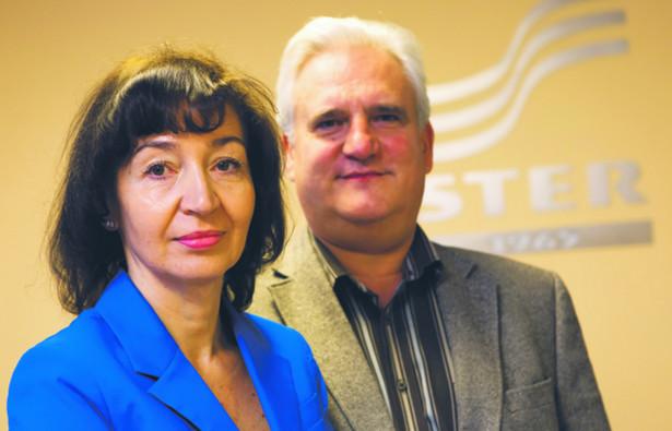 Firma to rodzina – powtarzają nieustannie Maciej i Beata Szymańscy