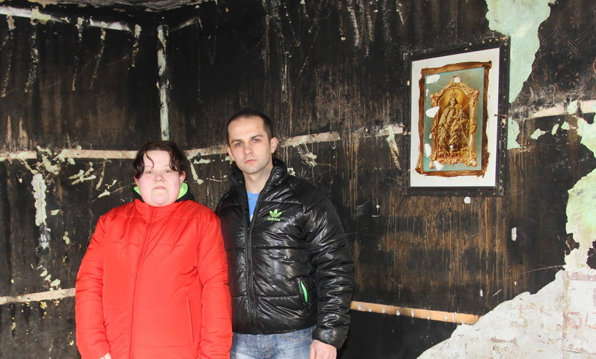 Tomasz Kapusta i Agata Kubrak