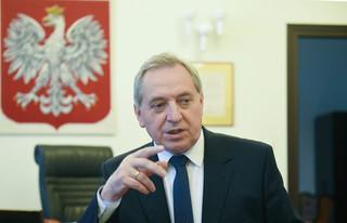 Kowalczyk: Po sierpniu utrzymała się nadwyżka budżetu w wysokości ok. 2 mld zł