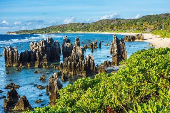 Prirodne lepote Naurua