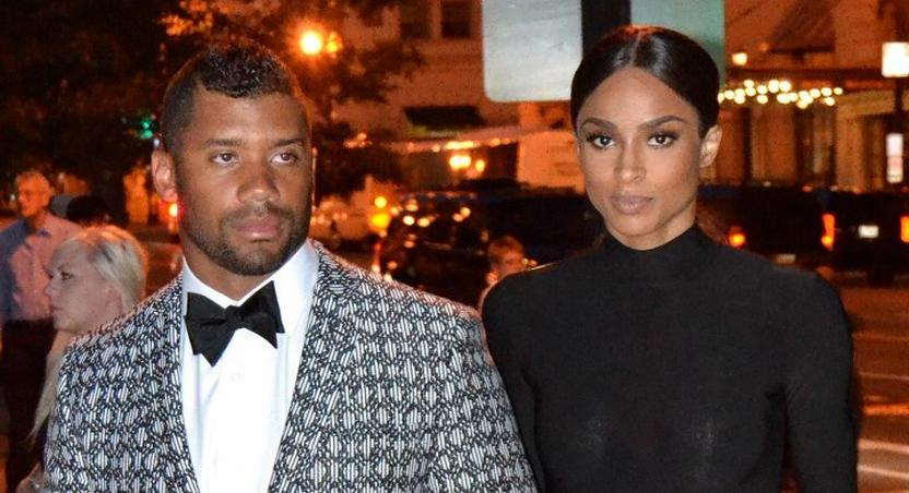 Russel Wilson and Ciara looking gorgeous recently