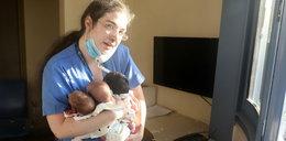 Pielęgniarka uratowała troje noworodków z wybuchu