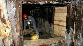 W kopalni soli w Wieliczce powstawał film