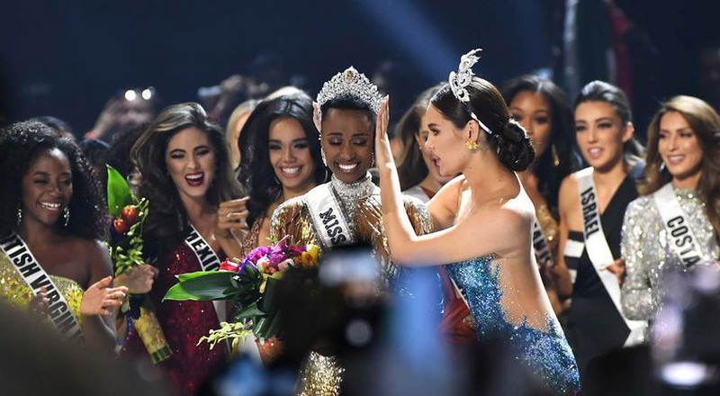 Miss Universe 2019: Miss South Africa Zozibini Tunzi wins while Miss Nigeria makes top-20 finish
