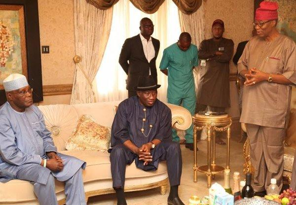 Gbenga Daniel and Atiku consulted Jonathan before the 2019 presidential vote (ThisDay)