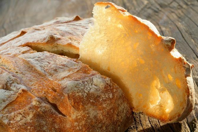 Nema ništa bolje nego kada kuća zamiriše na vruć hleb