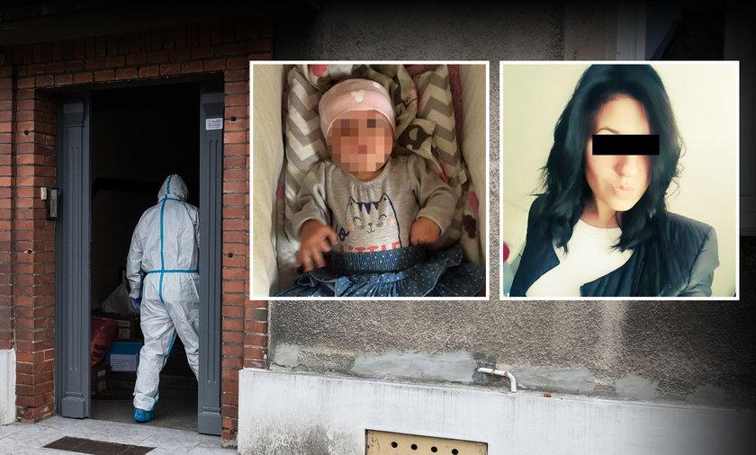 Magdalena C. zabiła córeczkę, bo bała się, że nie zdoła samotnie utrzymać siebie i jej