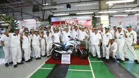 Honda wyprodukowała 20 milionów motocykli
