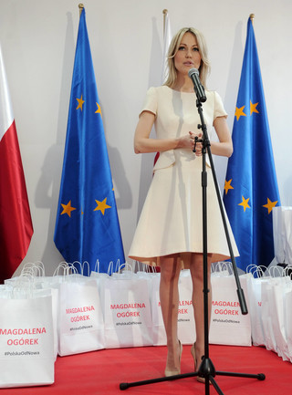 Ogórek: Pan Bronisław nas skompromitował