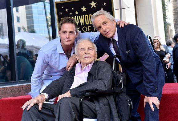 Tri generacije - Kameron, Kirk i Majkl Daglas