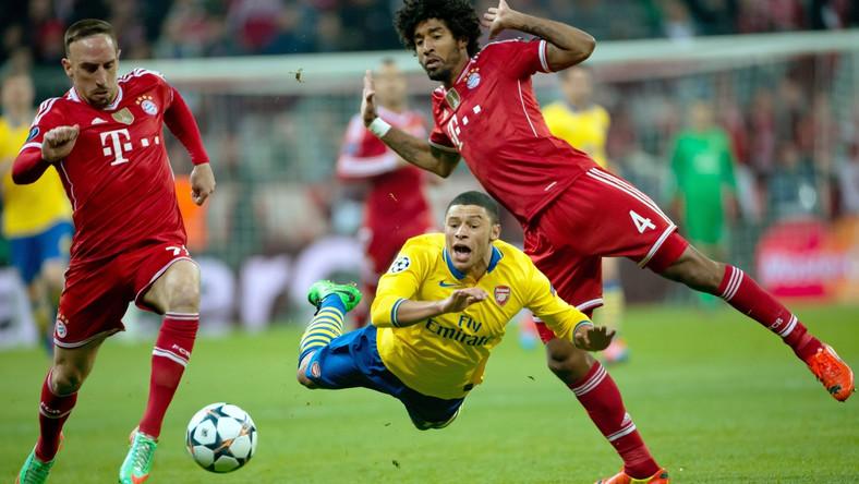 Bayern Monachium ukarany za transparent dotyczący Kosowa?