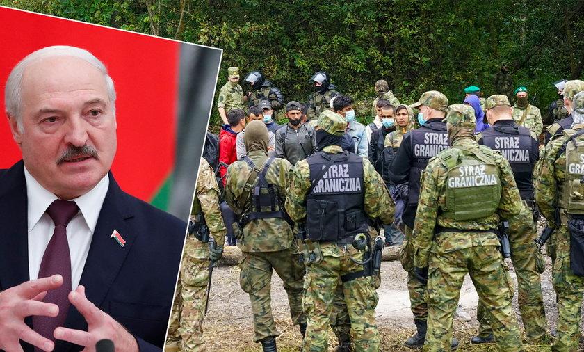 Aleksander Łukaszenka zaczyna tracić kontrolę nad sytuacją