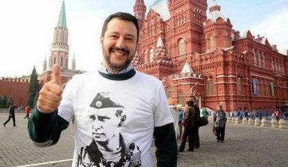 Znamy kulisy spotkania Kaczyńskiego z kumplem Putina