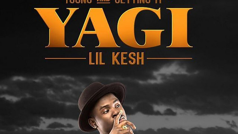 Lil Kesh album art cover