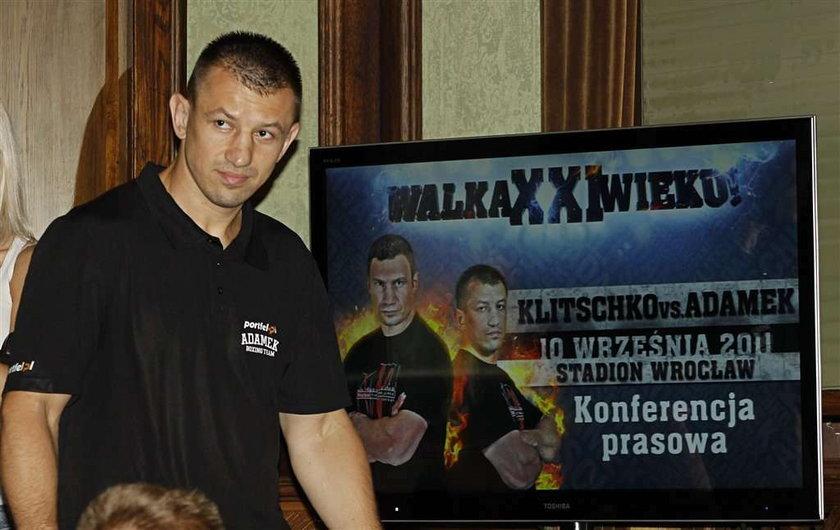 Tomasz Adamek zarobi rekordową kasę za walkę z Witalijem Kliczką