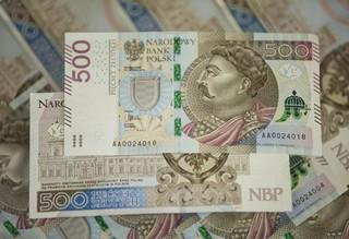 NBP: Banknot 500 zł trafił do obiegu