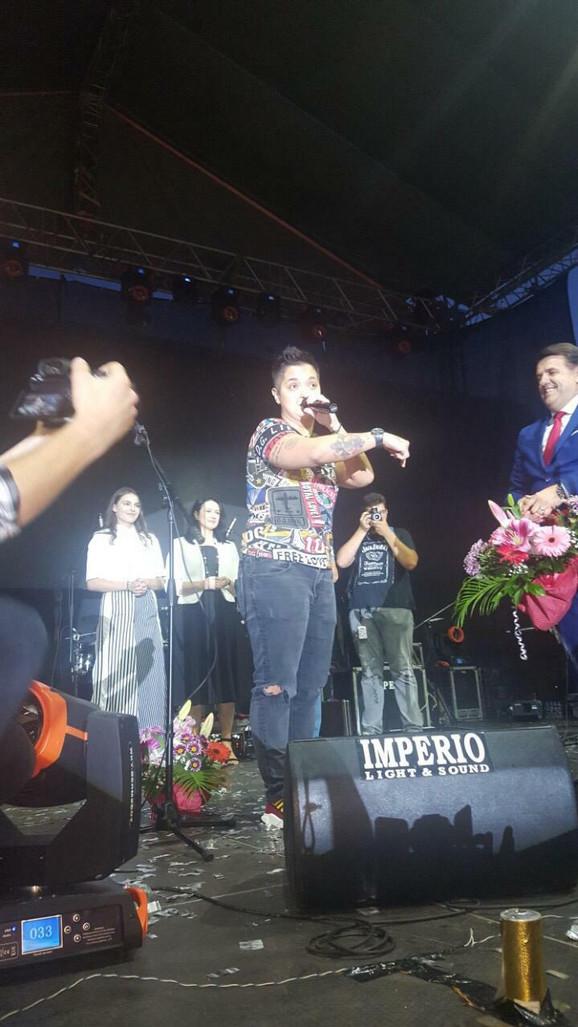 Marija Šerifović pružila podršku