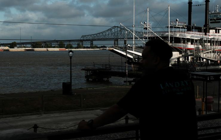 Oluja Beri uragan EPA DAN ANDERSON