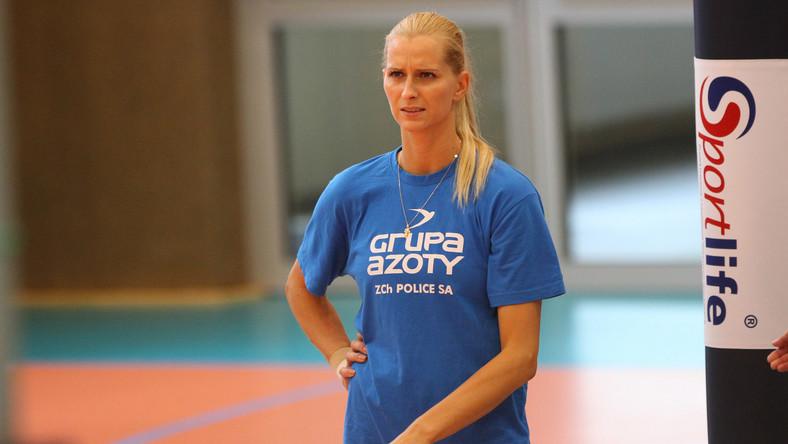 Kontuzja wykluczyła Annę Werblińską z mistrzostw Europy