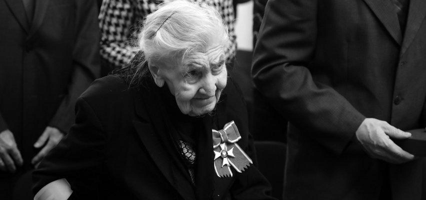 Zmarła Bronisława Rafalska. Żyje jeszcze tylko 90 Polaków takich jak ona