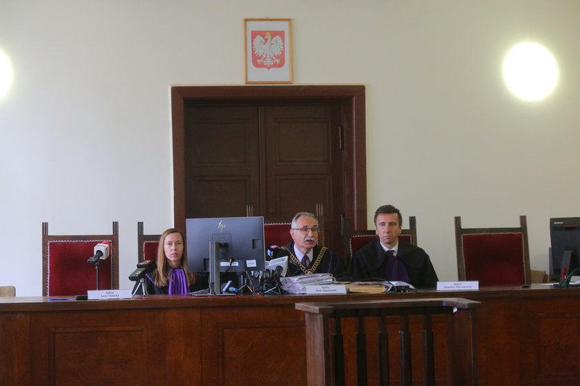 Sąd Okręgowy w Łodzi, skład orzekający
