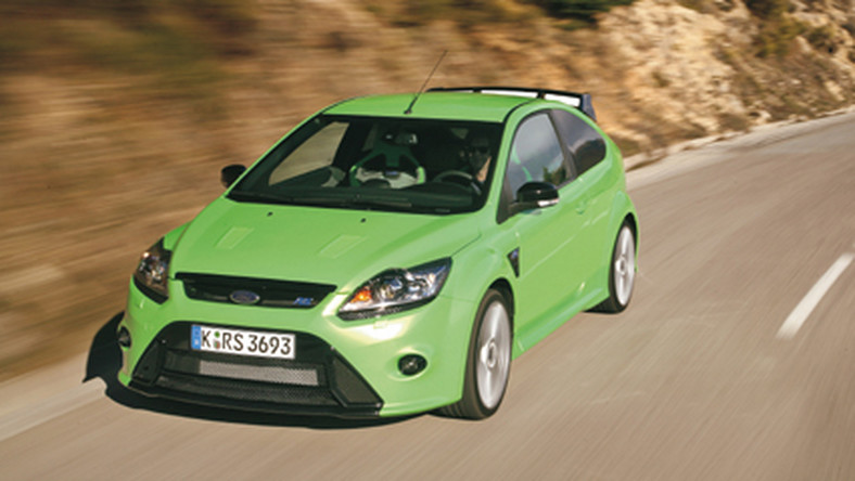 Ford Focus RS - Adrenalina gwarantowana