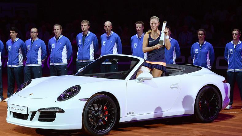 To piąte w karierze turniejowe zwycięstwo niemieckiej tenisistki pochodzącej z Polski, a drugie w tym roku; na początku kwietnia wygrała turniej w Charleston.