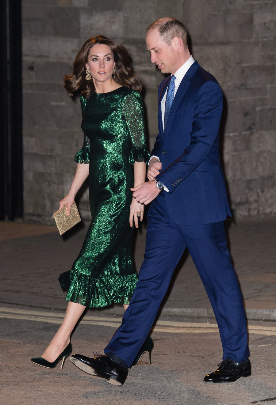 Kate Middleton / Pool/Samir Hussein /GettyImages
