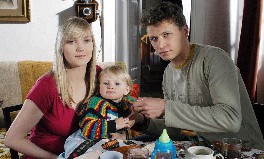 Rodzina Chorosińskich przechodziła juz trudne chwile