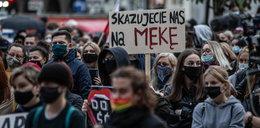 Nawet 10 tys. protestujących w Warszawie. Marsze w całej Polsce