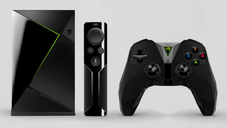 Nvidia Shield Android TV w nowej wersji z Google Assistant (CES 2017)