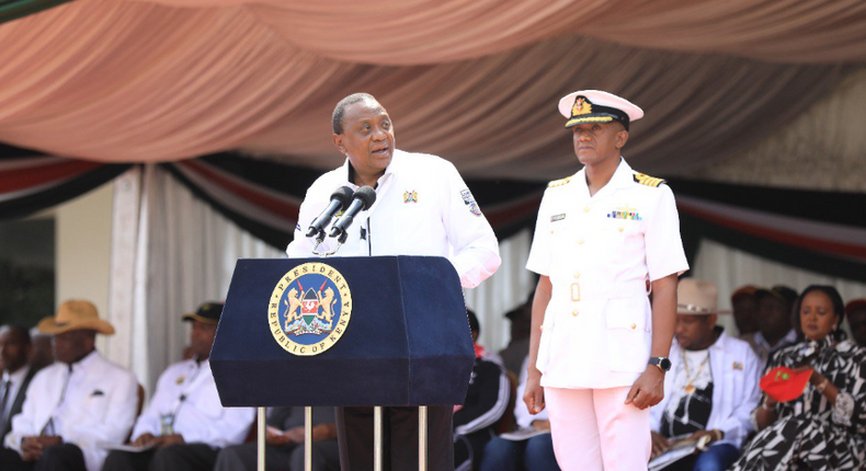 State House tender seeking charcoal supplier raises questions on how Uhuru's food is cooked