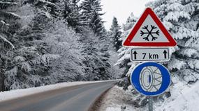 W których krajach obowiązuje jazda na oponach zimowych?