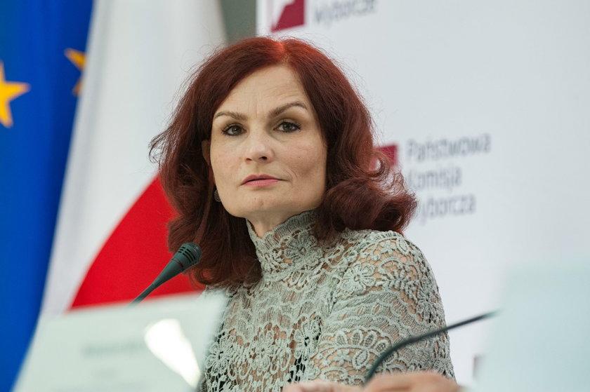 Minister Magdalena Pietrzak