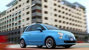"""Fiat 500 najbardziej """"zielony"""" w Europie"""