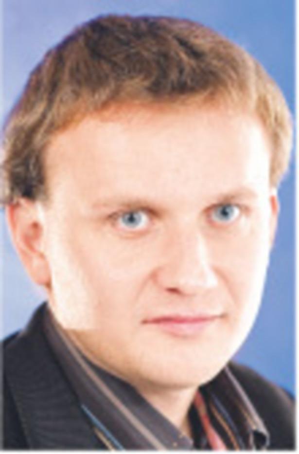 Bartosz Marczuk, kierownik działu praca
