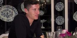 Robert Lewandowski tłumaczy się, dlaczego kupił wino za 17,95 zł! WIDEO