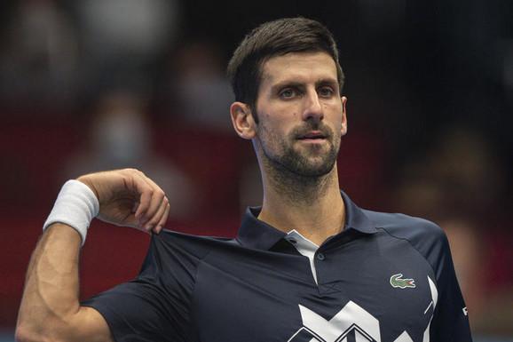 LOŠE VESTI, Đoković odustao od dolazećeg turnira! Novak ipak ne želi da se vrati na mesto gde je doživeo jedan od najtežih poraza karijere