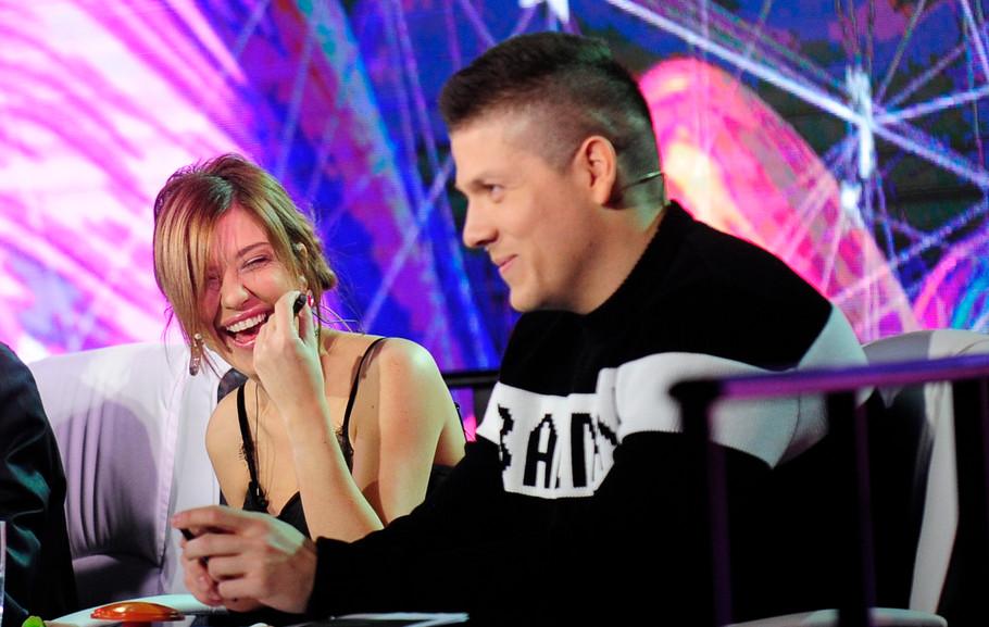 Kija Kockar i Slobodan Radanović