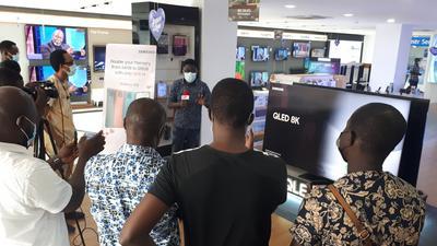 Samsung Ghana launches 2021 TV Media Challenge