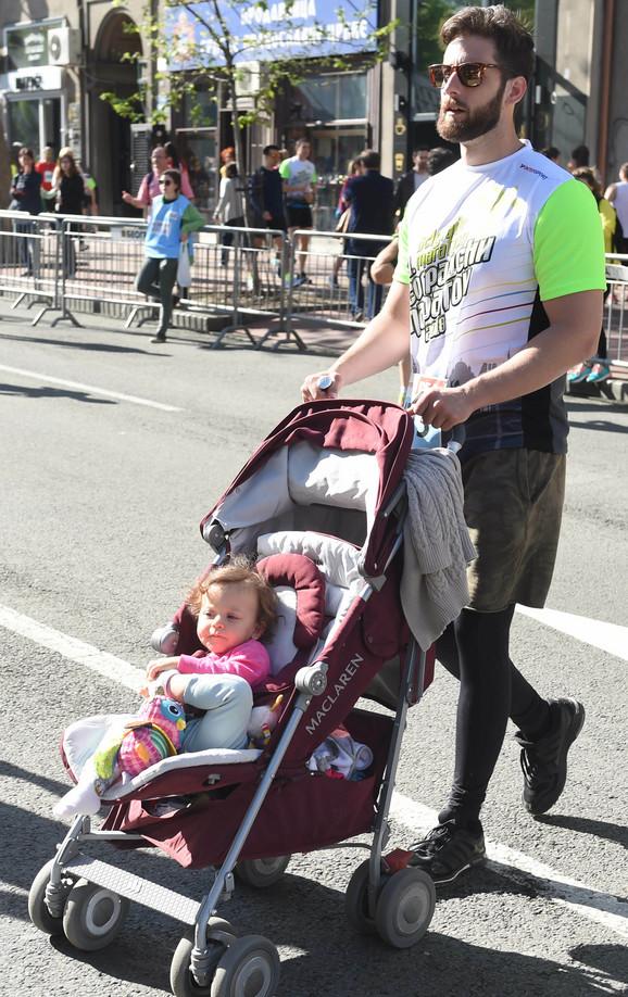 Porodično na maraton