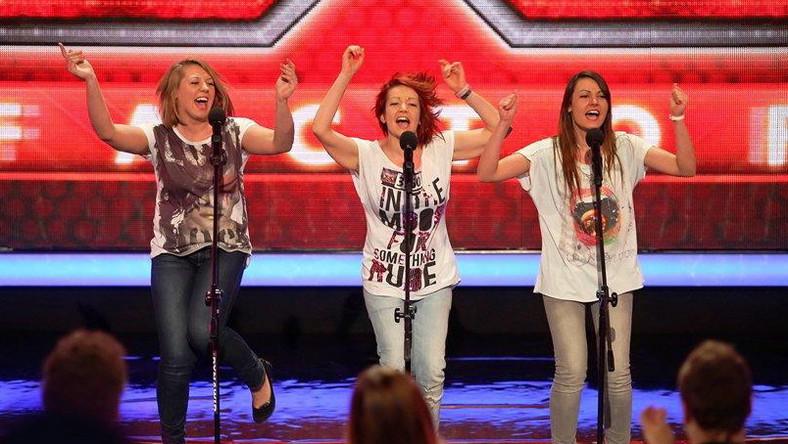 """Kandydatki na idolki z """"X-Factor"""""""