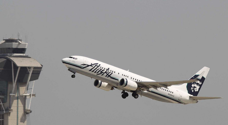 An Alaska Airlines flight was forced to land when a passenger threatened to kill everyone on board (ALK)
