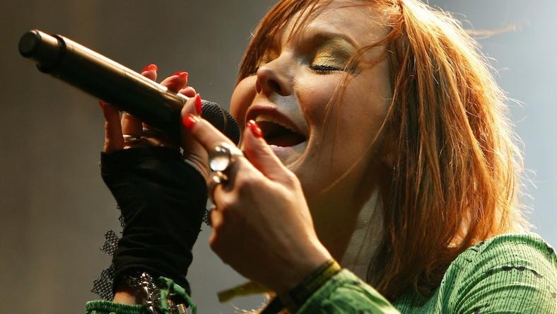 Anette Olzon jeszcze z Nightwish