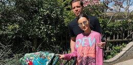 Marina wozi synka w wózku wartym fortunę. To cacko kosztuje 8 tys. zł