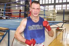 Nikola Jovanović, bokser Radničkog iz Beograda