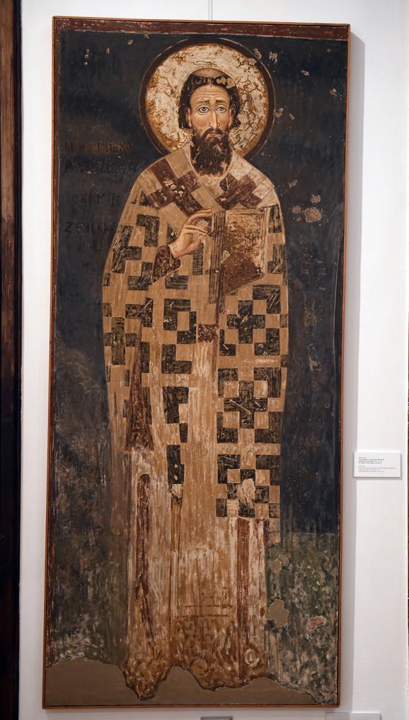 Ovako je Sveti Sava prikazan u rimokatoličkim knjigama